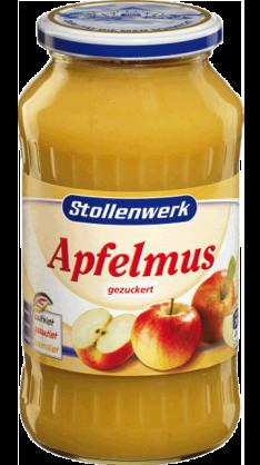 Apfelmus gezuckert - Konserve