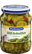 Cucumber slices <br />
