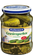 Pickled gherkins<br />