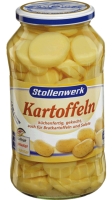 Potatoes, <br /> in slices