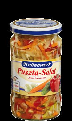 Puszta salad spicy - tin