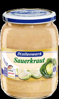 Sauerkraut  - tin