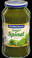 Spinach sievid