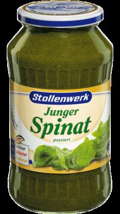 Spinach sievid - tin