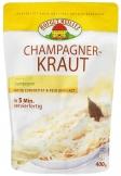 Champagnerkraut Sauerkraut mit Champagner